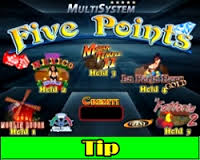 Trucchi Slot Machine Five Points