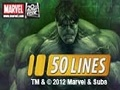 Trucchi Slot Machine online The Incredible Hulk 50 Lines