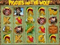 Trucchi Slot Machine online Piggies and the Wolf